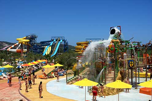 Waterpark zante island with my-tours.gr